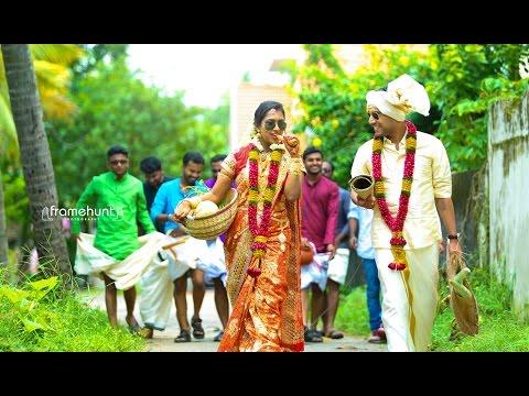 Thudakkam Mangalyam...Unnikrizhnan + Aparna By Framehunt | Wedding
