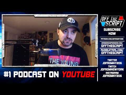 WWE Tells Paige Her IN RING CAREER IS OVER...AND WHO REALLY CARES? | Off The Script 204 Part 2