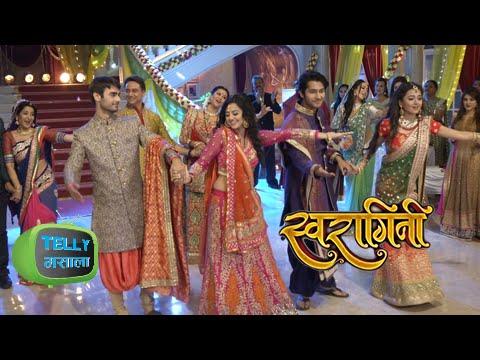 Sanskaar & Swara's Sangeet, Ragini & Lakshya Perfo