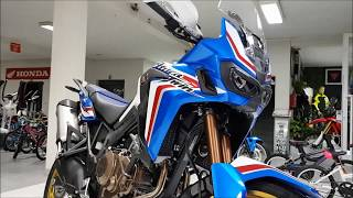 8. 2019 Honda Africa Twin CRF 1000 - New Color