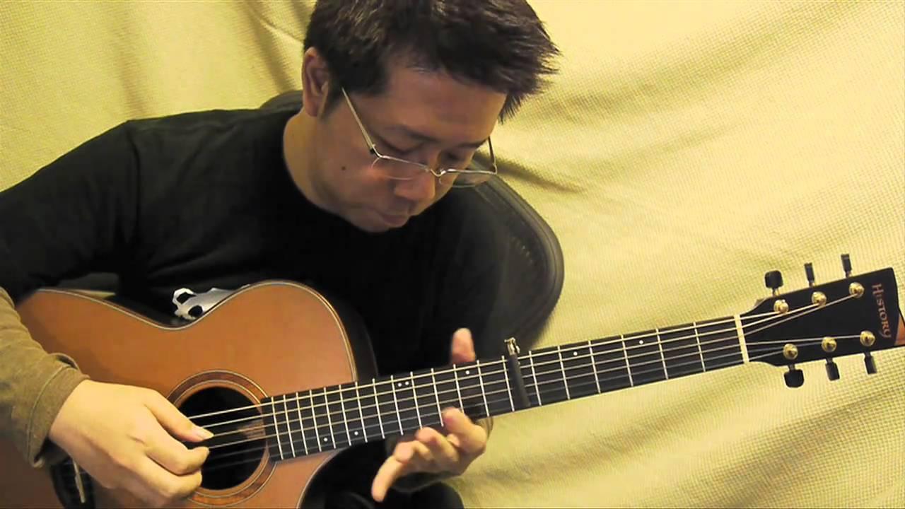 ヒア・カムズ・ザ・サン (acoustic guitar solo)