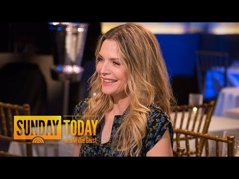 Michelle Pfeiffer Had A Busy Year Making Movies – But Don't Call It A Comeback | Sunday TODAY