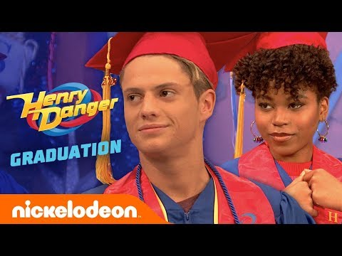 The Cast of Henry Danger Graduates! 🎓 | #TBT