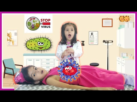 Wash your hands story GERM SMART COOKIE KIDS | Kids show how important it is to wash your hands!