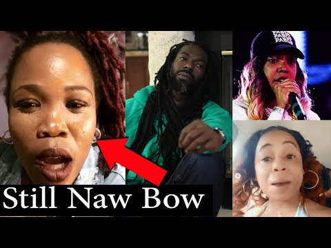 Queen Ifrica Throws Shade At Buju After Statement To LGBT Group | Clymaxx VS Lisa Hyper 2019