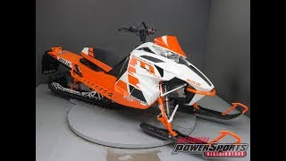 "8. 2017  ARCTIC CAT  M8000 153"" SNO PRO ES - National Powersports Distributors"