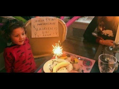 Wenig liebevoll: So sieht der Geburtstagstisch für Tr ...