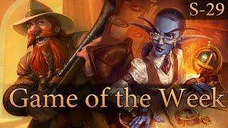 Hearthstone Game of the Week #21: Hearthstone PTSD (Reno Mage vs Dragon Paladin)