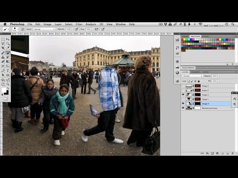 360×180° Panorama Tutorial – Pt.7: Problem fixing / retouching