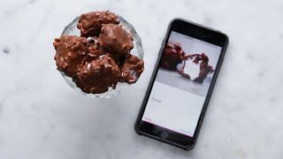 Make These Ice Cream Bites With The Tasty App by Tasty