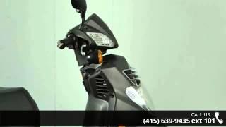 3. 2012 SYM HD200 EVO Only 6379 Miles - SF Moto - San Franci...