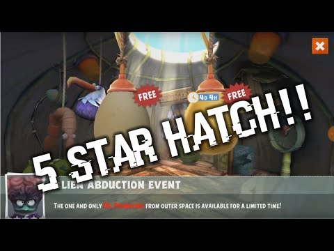 Hatching My First 5 Star Bird!!! | Angry Bird Evolution