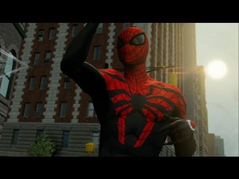 Video The Amazing Spider-Man 2 - Superior Spider-Man Suit Free Roam Gameplay download in MP3, 3GP, MP4, WEBM, AVI, FLV January 2017