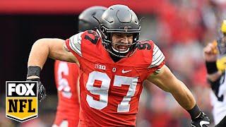 Joel Klatt's Top 5 Defensive Players in the NFL Draft   FOX NFL by FOX Sports