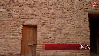 لقطات لقلعة موسى بن نصير في مدينة العلا التاريخية