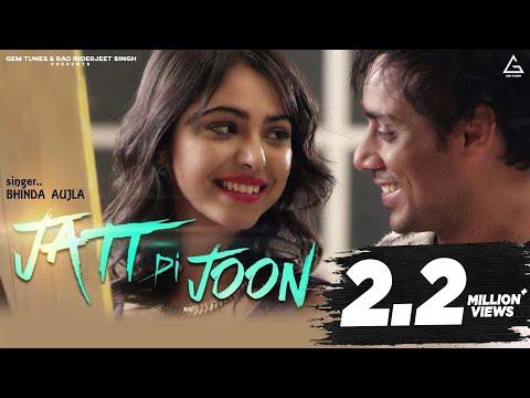 Bhinda Aujla - Jatt Di Joon | Official Music Video | Yellow Music