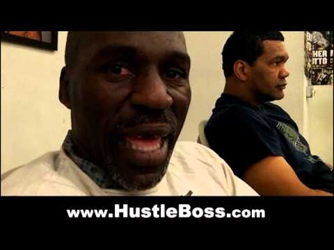 Roger Mayweather isn't upset that his nephew will be working with Floyd Sr.