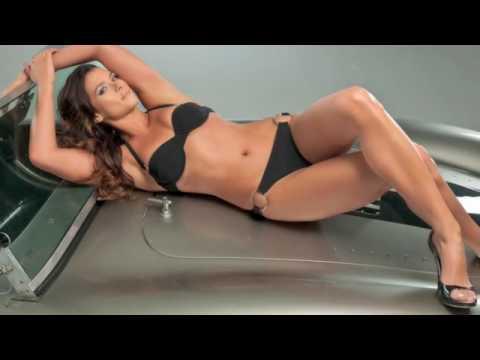 Sexy Swimsuit Model - Danica Patrick