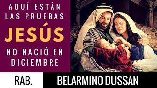 Video Jesús no nació en Diciembre. Aquí están las pruebas | Rab Belarmino Dussán MP3, 3GP, MP4, WEBM, AVI, FLV Desember 2018
