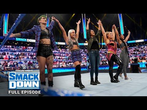 WWE SmackDown Full Episode, 20 November 2020