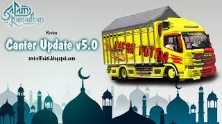 Video Review Canter v5.0 by SMT Rilis Ramadhan 1439 H || Ets2 Mod Indonesia MP3, 3GP, MP4, WEBM, AVI, FLV Juni 2018