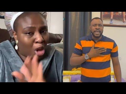 """You Are Cr@zy"" Oyin Elebuibo Speak On Odunlade Adekola's S*x Scandal"