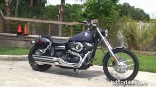 5. New 2014 Harley Davidson Wide Glide Motorcycles for sale**