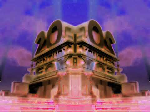 20th Century Fox Home Entertainment logo effects
