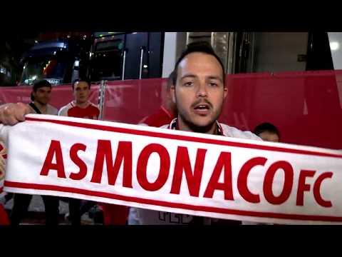 L'AS Monaco à la fête