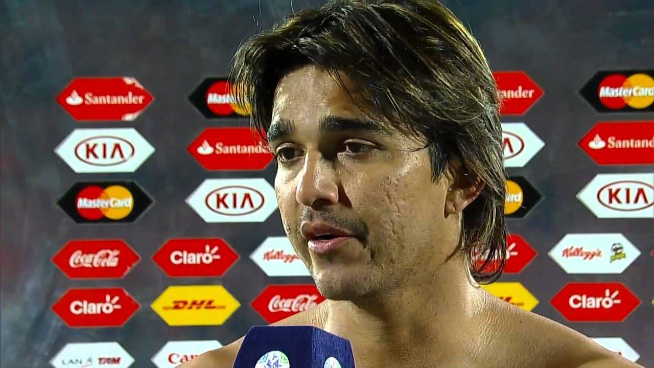 "Copa América: Moreno: ""Esperamos corrigir os erros dessa noite"" #CopaAmericaChile2015"