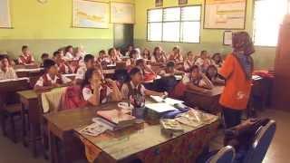 Kelas Inspirasi Surabaya - SDN Tambak Wedhi