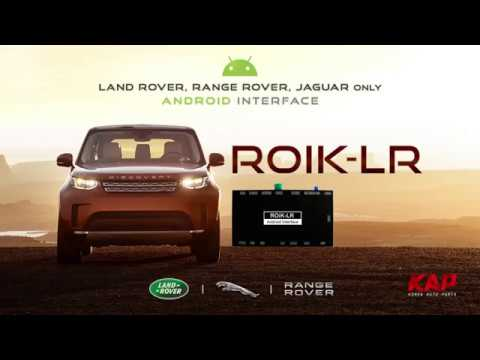 Land Rover / Range Rover / Jaguar Android Interface (with HD…