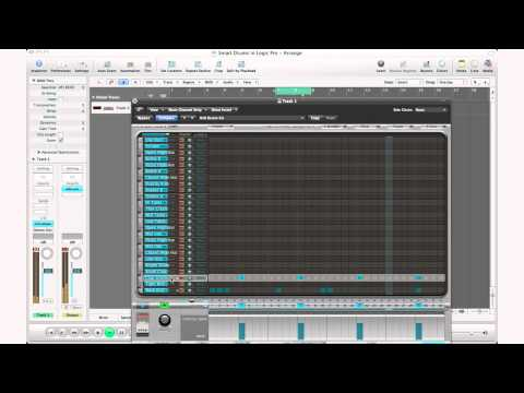 Smart Drums In Logic Pro