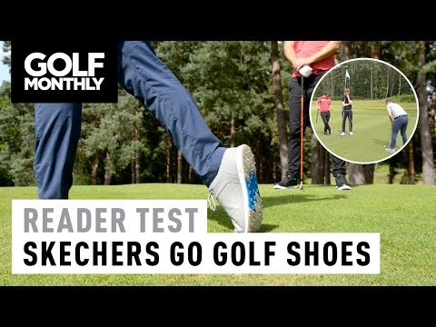 Reader Test - Skechers Go Golf Shoe Range