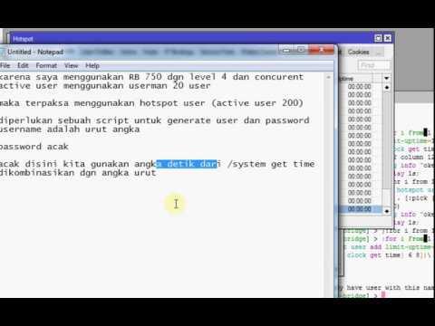 script generate hotspot user mikrotik