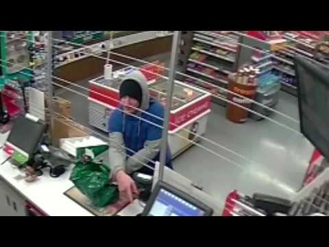 Video / Police seek witnesses to Giralang Robbery