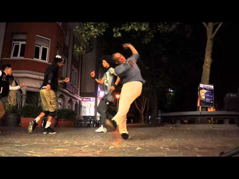 Les twins poreotics and bboy neguin in germany les twins love