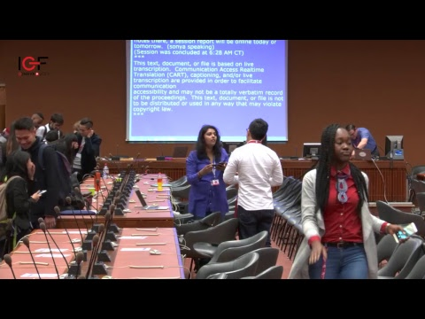 Youth Coalition on Internet Governance