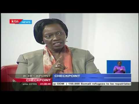 Checkpoint Interview 26th June 2016: State of the Nation with Hon. Martha Karua
