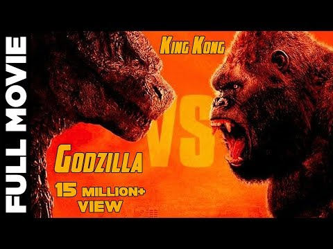 King Kong vs Godzilla | Hollywood Movie | Action Hits - Thời lượng: 1:30:27.