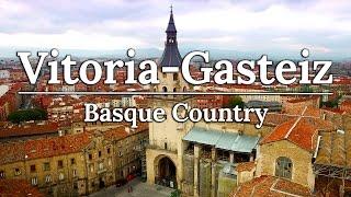Vitoria Spain  City new picture : Vitoria Gasteiz & Valle Salado | Basque Country Spain Travel Vlog #4