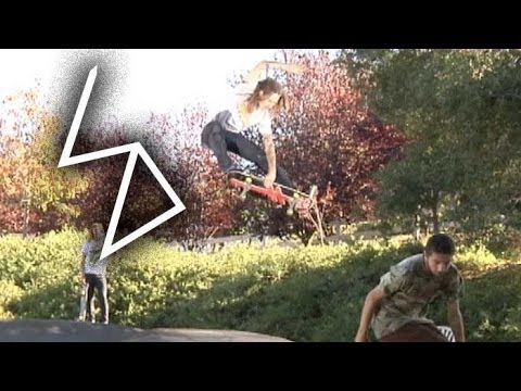 roll - This edit shows how skate crews can really push each other. And it helps when you have rippers like Riley Hawk, Chris Gregson, Rowan Zorilla, Mason Merlino, ...