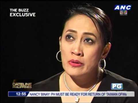 AI - MANILA - Comedienne Ai Ai delas Alas broke down on