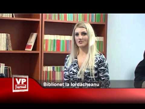 Biblionet la Iordăcheanu