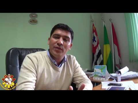 Prefeito Arizinho não foge da raia e fala sobre a situação da saúde de São lourenço da Serra