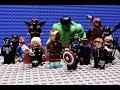 Lego Avengers AGE OF EVIL