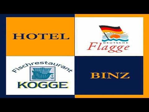 Hotel in Binz auf Rügen - Hotel Deutsche Flagge