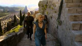 Daenerys Targaryen - Walk through the fire (Buffy the vampire slayer mashup)