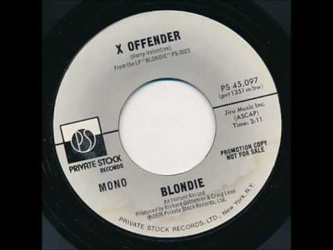 X Offender (original Private Stock single version)