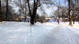 Solna Sweden  City pictures : Hagaparken - Solna - Sweden